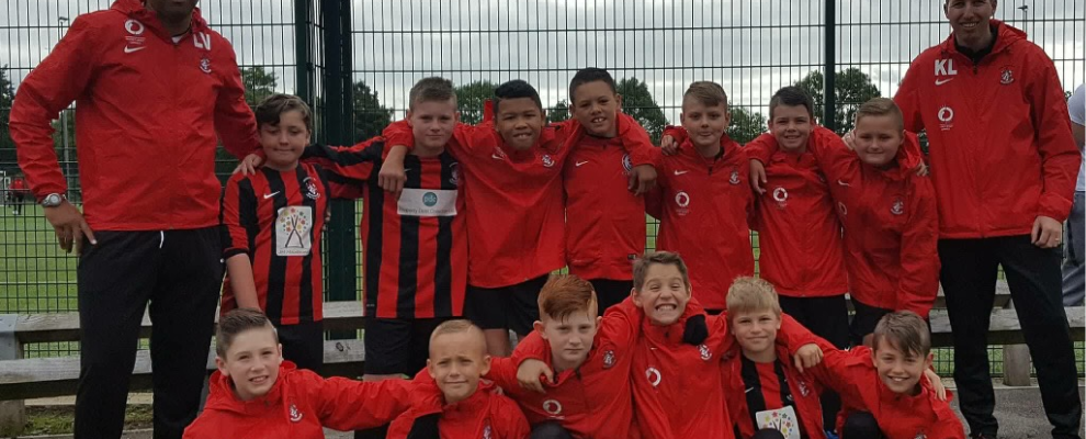 U11s Reds Match report vs. 3D Dynamos (3rd February 2018)