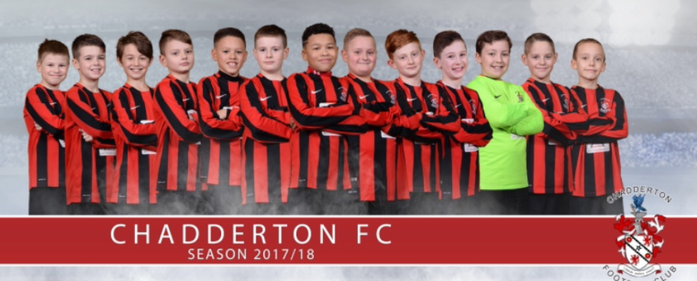 U11 Reds v Mossley (14th April)