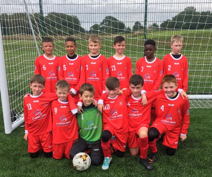 Under 11s Red (Yr 6)