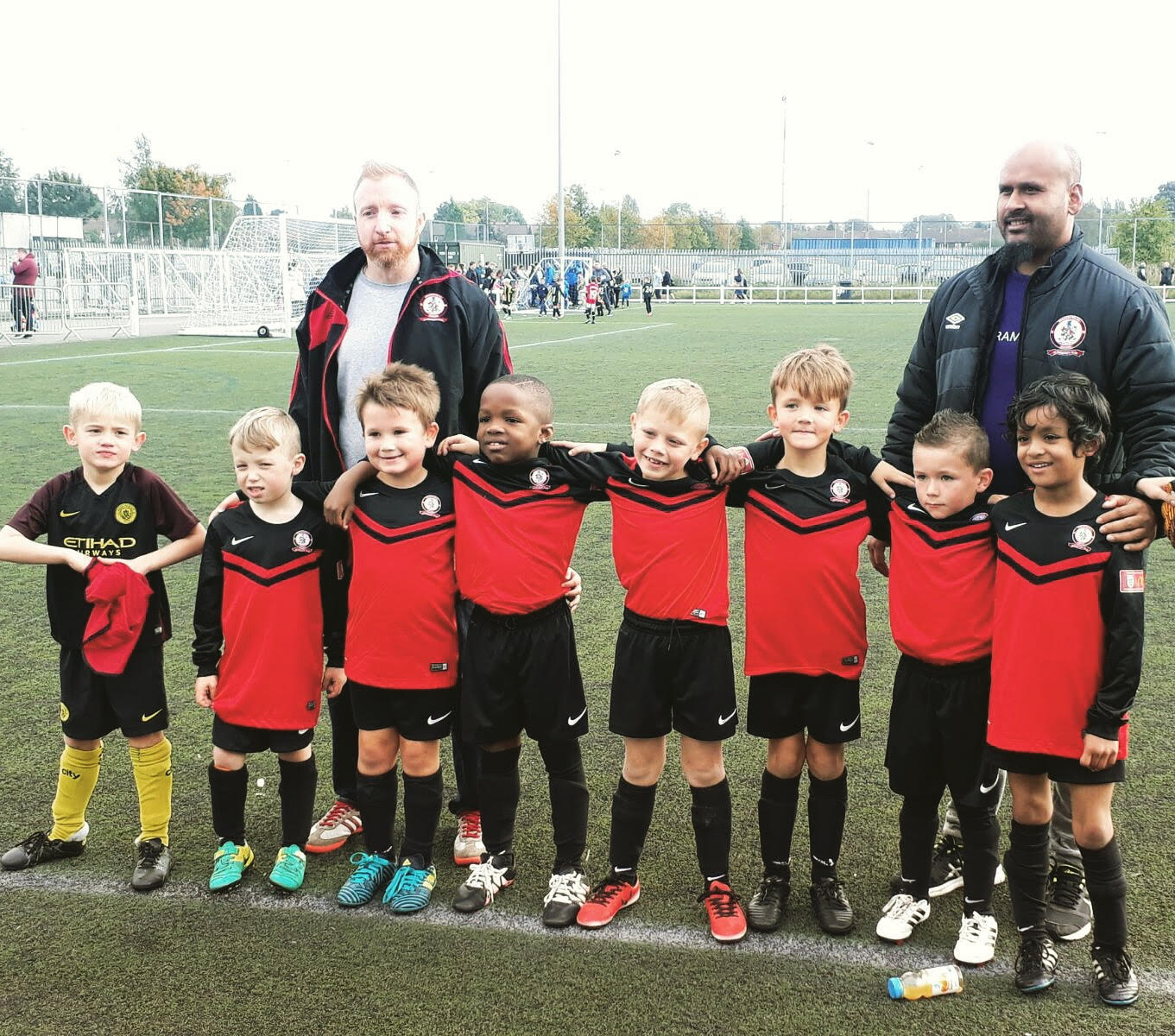 Match Report u7 Red v Reddish Villa u7